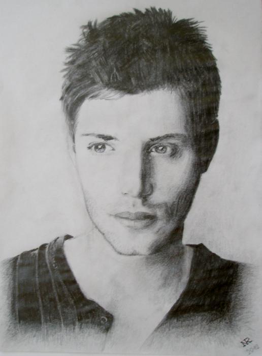 Jensen Ackles by Niki.R